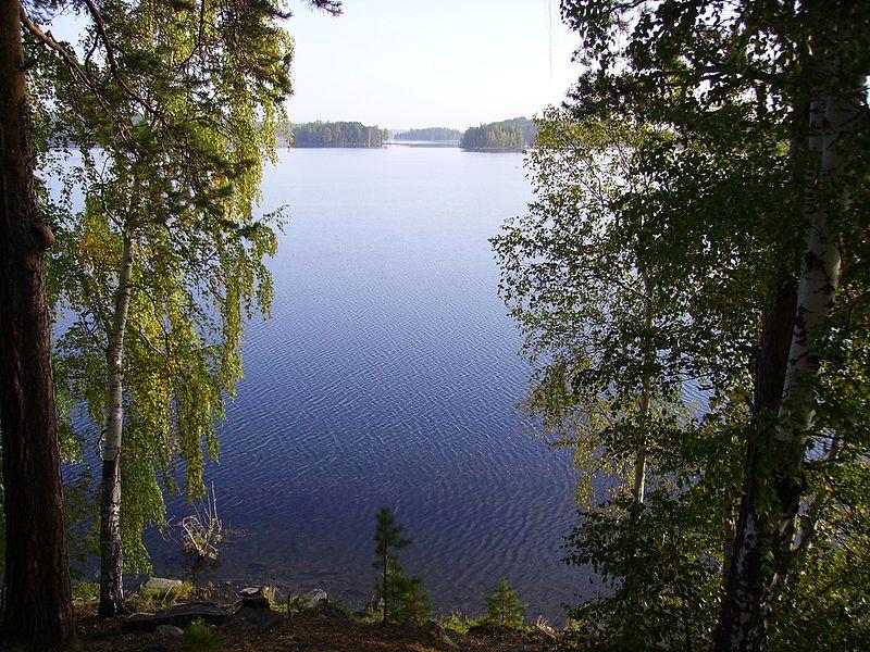 озеро Увельды